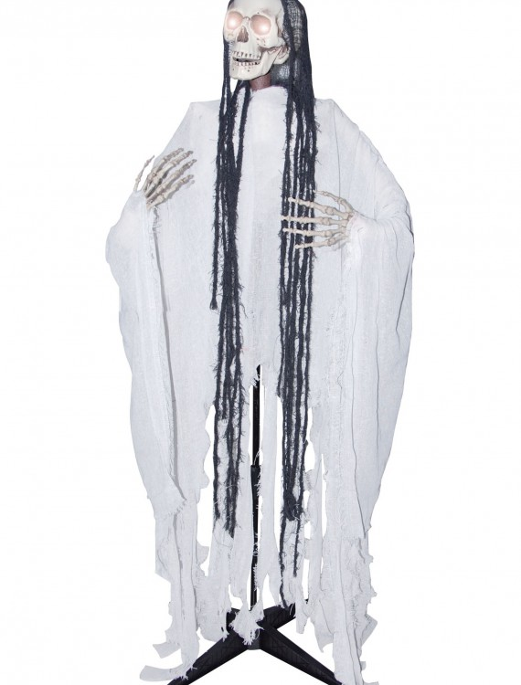 Standing Head Turning White Reaper, halloween costume (Standing Head Turning White Reaper)