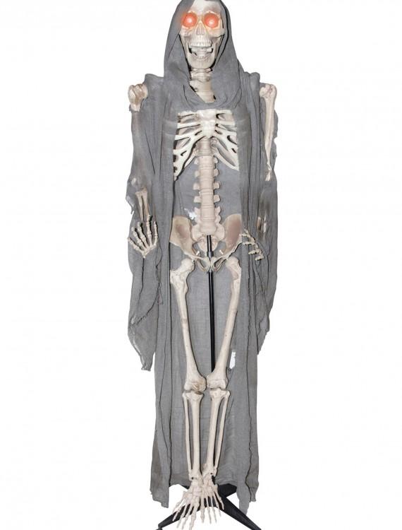 Standing Light-Up Reaper, halloween costume (Standing Light-Up Reaper)