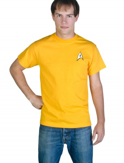 Star Trek Command Uniform, halloween costume (Star Trek Command Uniform)