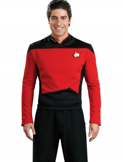 Star Trek: TNG Adult Deluxe Commander Uniform, halloween costume (Star Trek: TNG Adult Deluxe Commander Uniform)