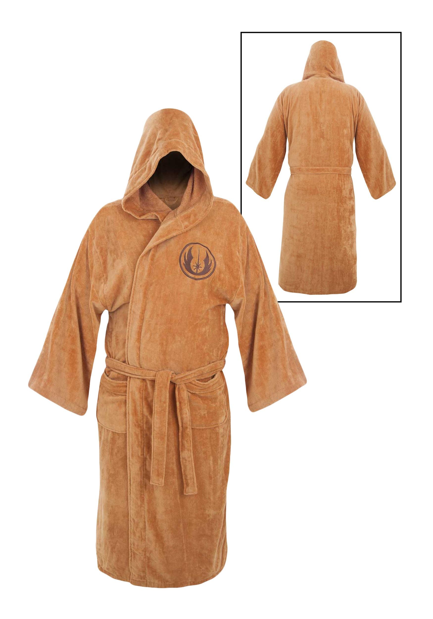 Star Wars Adult Jedi Robe - Halloween Costumes