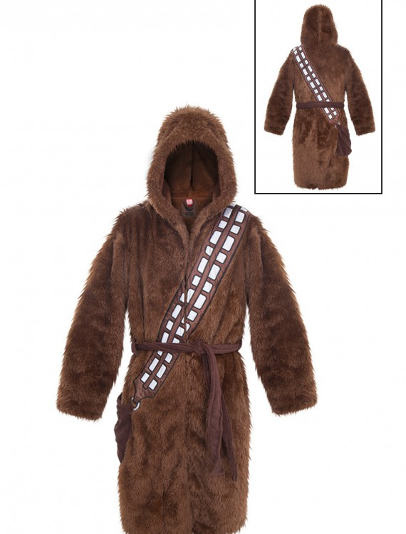 Star Wars Chewbacca Robe, halloween costume (Star Wars Chewbacca Robe)
