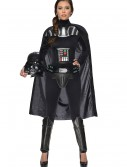 Star Wars Female Darth Vader Bodysuit, halloween costume (Star Wars Female Darth Vader Bodysuit)