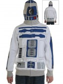 Star Wars I Am R2D2 Hoodie, halloween costume (Star Wars I Am R2D2 Hoodie)