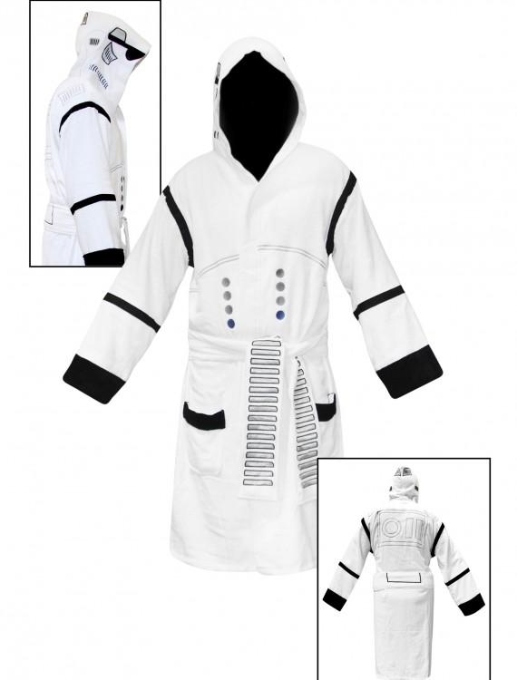 Star Wars Stormtrooper Robe, halloween costume (Star Wars Stormtrooper Robe)