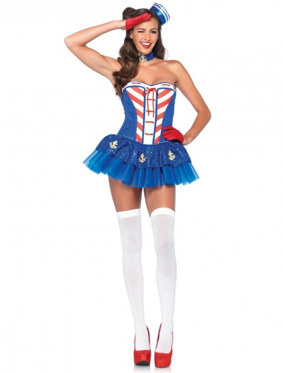 Starboard Sweetie Adult Costume, halloween costume (Starboard Sweetie Adult Costume)