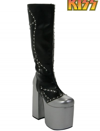 Starchild KISS Destroyer Boots, halloween costume (Starchild KISS Destroyer Boots)