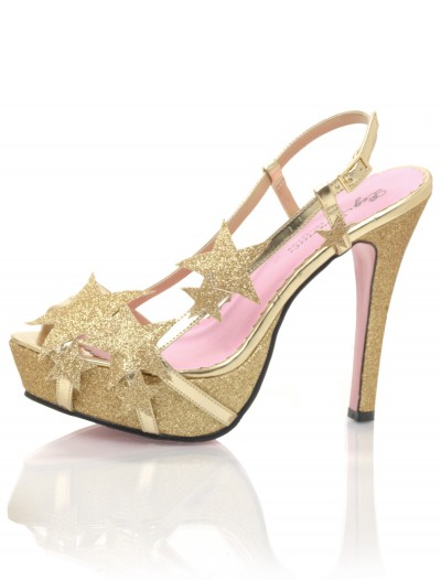Starlight Glitter Shoes, halloween costume (Starlight Glitter Shoes)