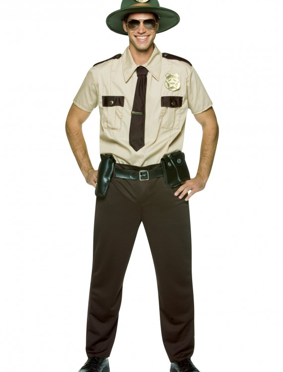 State Trooper Costume, halloween costume (State Trooper Costume)