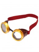 Steampunk Brown Goggles, halloween costume (Steampunk Brown Goggles)
