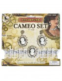 Steampunk Cameo Set, halloween costume (Steampunk Cameo Set)
