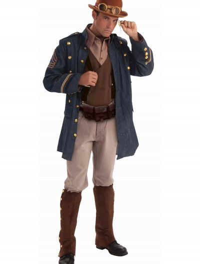 Steampunk General Costume, halloween costume (Steampunk General Costume)