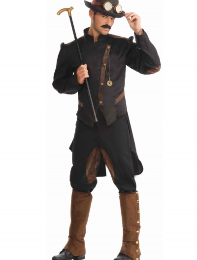 Steampunk Gentleman Costume, halloween costume (Steampunk Gentleman Costume)