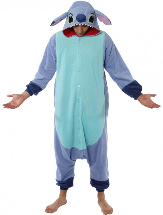 Stitch Pajama Costume, halloween costume (Stitch Pajama Costume)
