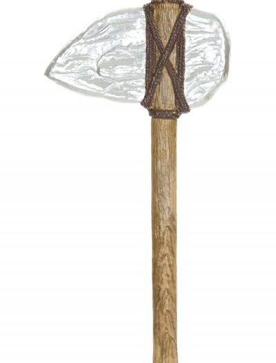 Stone Axe, halloween costume (Stone Axe)