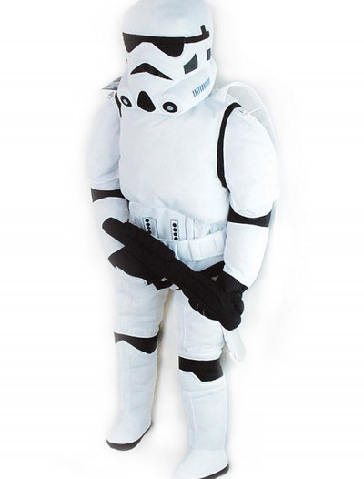 Stormtrooper Back Buddy, halloween costume (Stormtrooper Back Buddy)