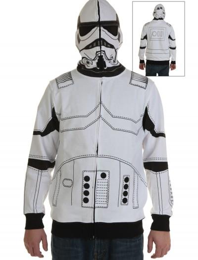 Stormtrooper Hoodie, halloween costume (Stormtrooper Hoodie)