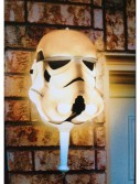 Stormtrooper Porch Light Cover, halloween costume (Stormtrooper Porch Light Cover)