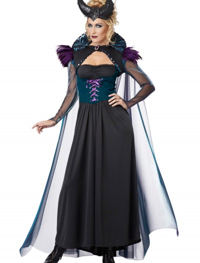 Storybook Evil Sorceress Costume, halloween costume (Storybook Evil Sorceress Costume)