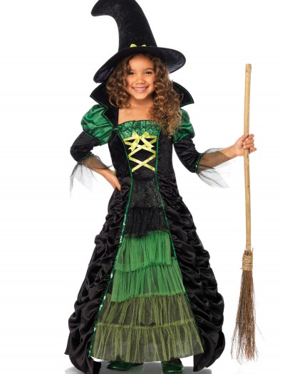 Storybook Witch Child Costume, halloween costume (Storybook Witch Child Costume)