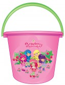 Strawberry Shortcake Pail, halloween costume (Strawberry Shortcake Pail)
