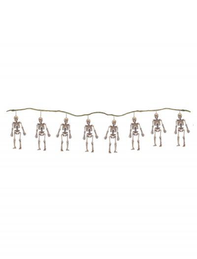 String of Skeletons, halloween costume (String of Skeletons)