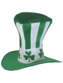 Striped Leprechaun Hat, halloween costume (Striped Leprechaun Hat)