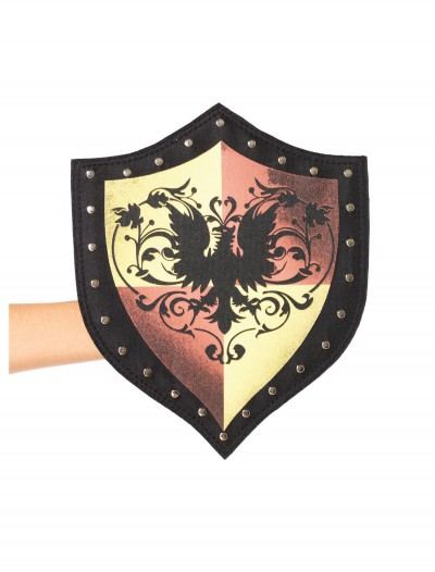Studded Shield Purse, halloween costume (Studded Shield Purse)