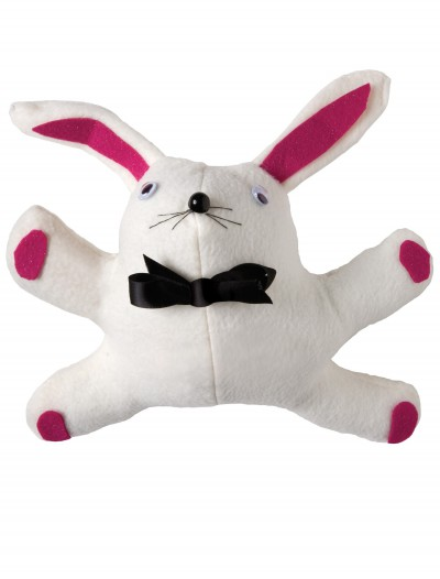 Stuffed White Rabbit, halloween costume (Stuffed White Rabbit)