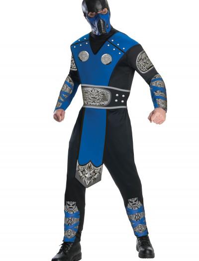 Sub-Zero Costume, halloween costume (Sub-Zero Costume)