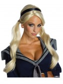 Sucker Punch Babydoll Wig, halloween costume (Sucker Punch Babydoll Wig)