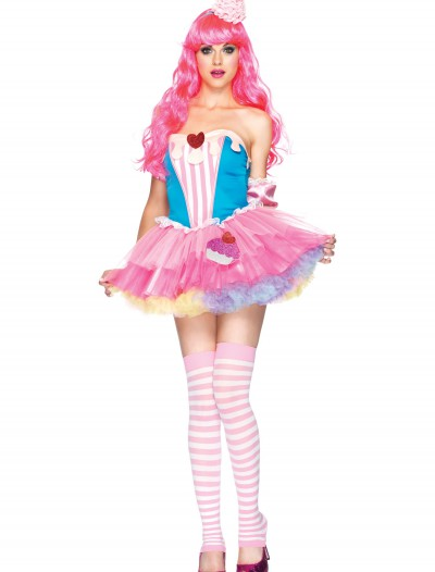 Sugar and Spice Cupcake Costume, halloween costume (Sugar and Spice Cupcake Costume)