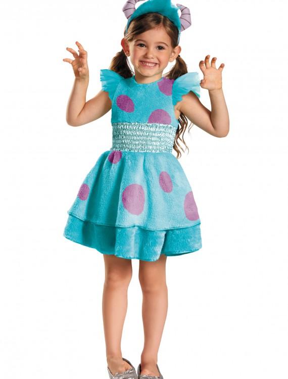 Sulley Girl Deluxe Costume, halloween costume (Sulley Girl Deluxe Costume)