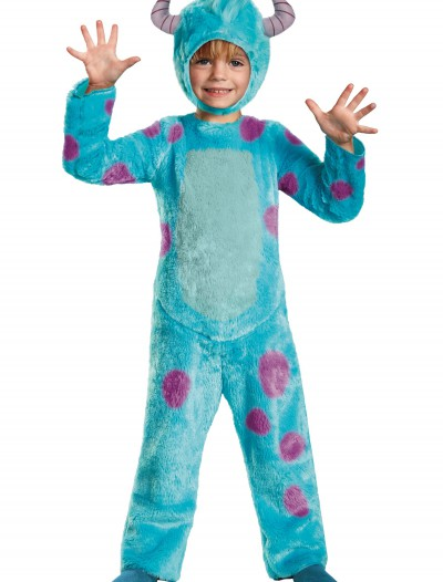 Sulley Toddler Deluxe Costume, halloween costume (Sulley Toddler Deluxe Costume)