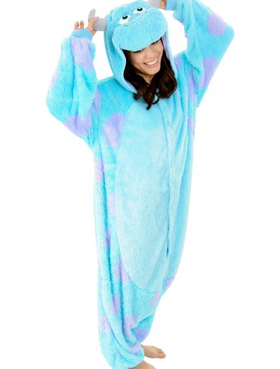 Sulley Pajama Costume, halloween costume (Sulley Pajama Costume)