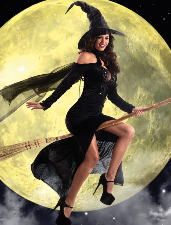 Sultry Sorceress Costume, halloween costume (Sultry Sorceress Costume)