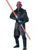 Super Deluxe Adult Darth Maul Costume, halloween costume (Super Deluxe Adult Darth Maul Costume)