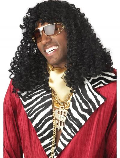 Super Freakin Wig, halloween costume (Super Freakin Wig)