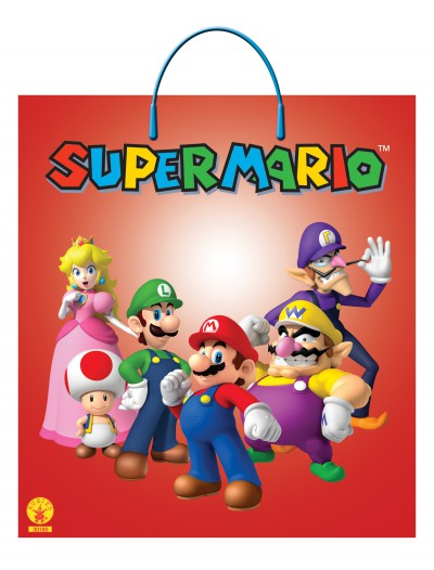 Super Mario Treat Bag, halloween costume (Super Mario Treat Bag)