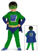Super Why Toddler Classic Costume, halloween costume (Super Why Toddler Classic Costume)