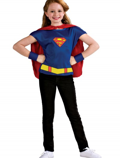 Supergirl Costume Set, halloween costume (Supergirl Costume Set)