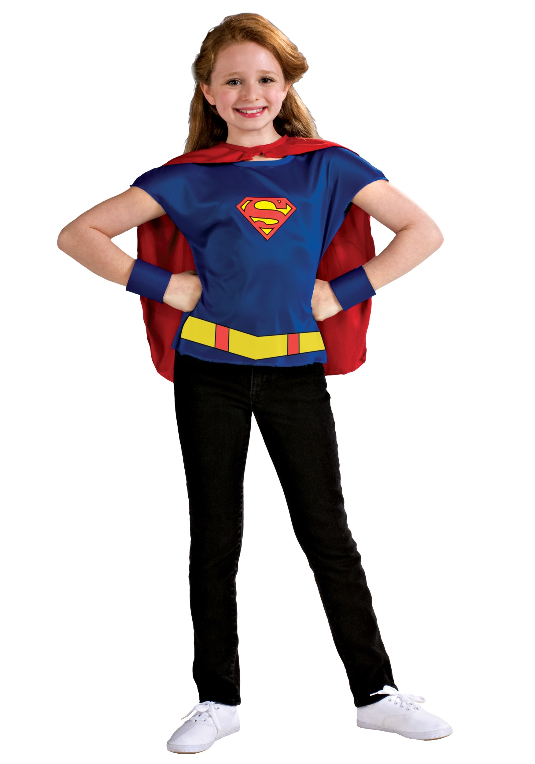 Supergirl Costume Set  sc 1 st  Halloween Costumes : supergirl costume for adults  - Germanpascual.Com