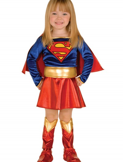 Supergirl Costume Toddler, halloween costume (Supergirl Costume Toddler)