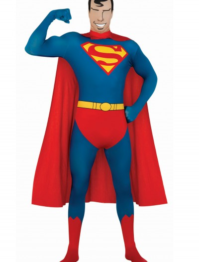 Superman 2nd Skin Costume, halloween costume (Superman 2nd Skin Costume)