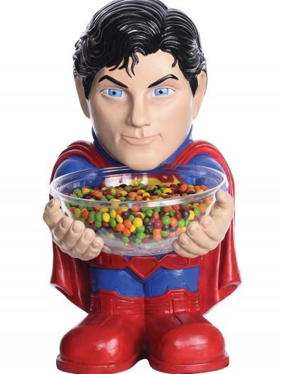 Superman Candy Bowl Holder, halloween costume (Superman Candy Bowl Holder)
