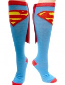 Superman Cape Socks, halloween costume (Superman Cape Socks)