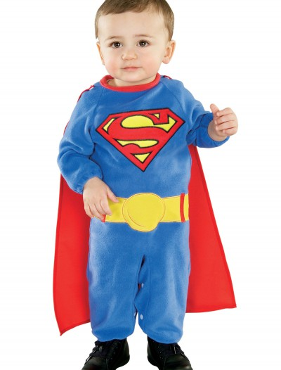 Superman Costume Infant, halloween costume (Superman Costume Infant)