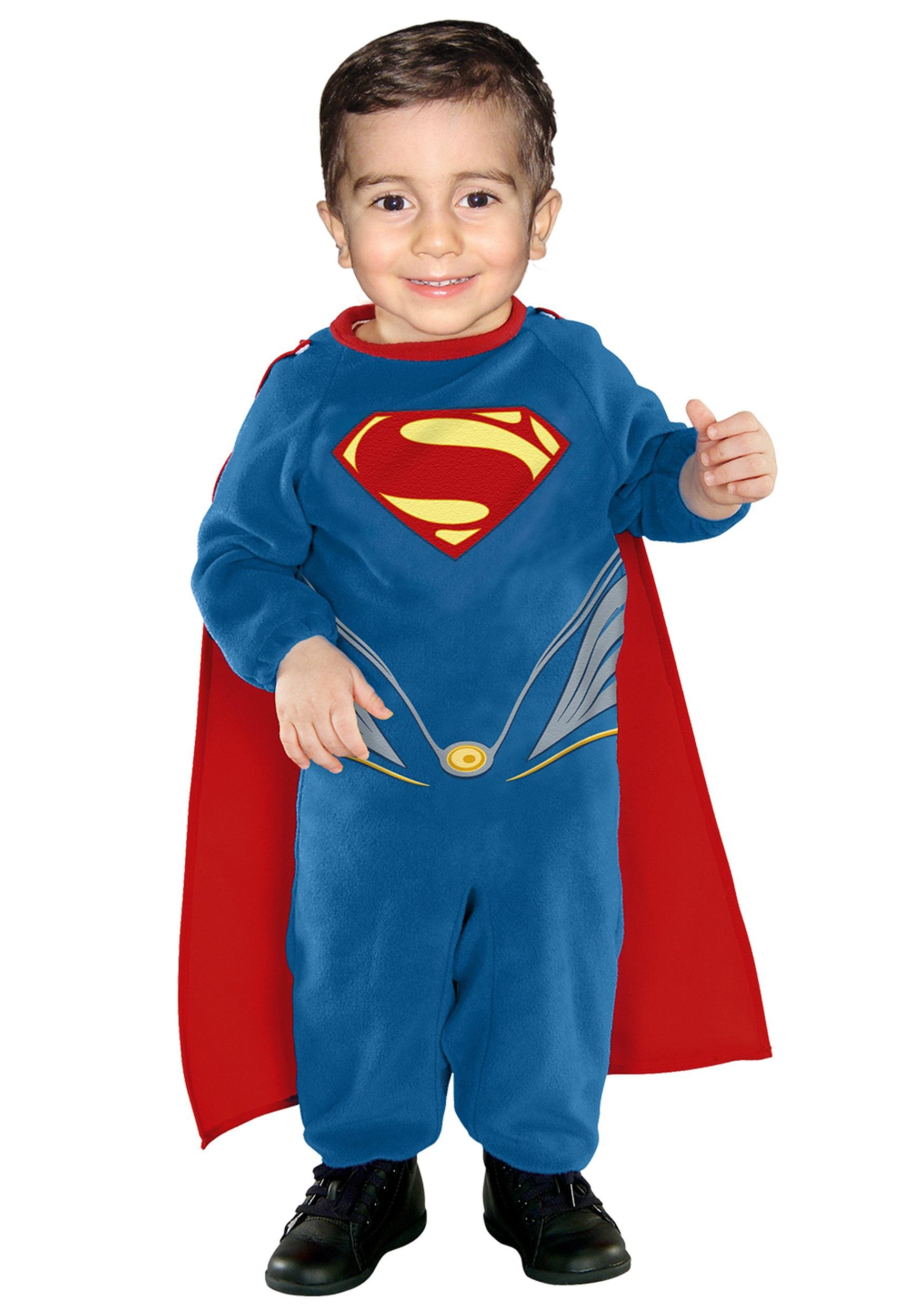 Superman EZ on Romper  sc 1 st  Halloween Costumes & Superman EZ on Romper - Halloween Costumes