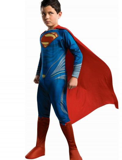Superman Man of Steel Child Costume, halloween costume (Superman Man of Steel Child Costume)