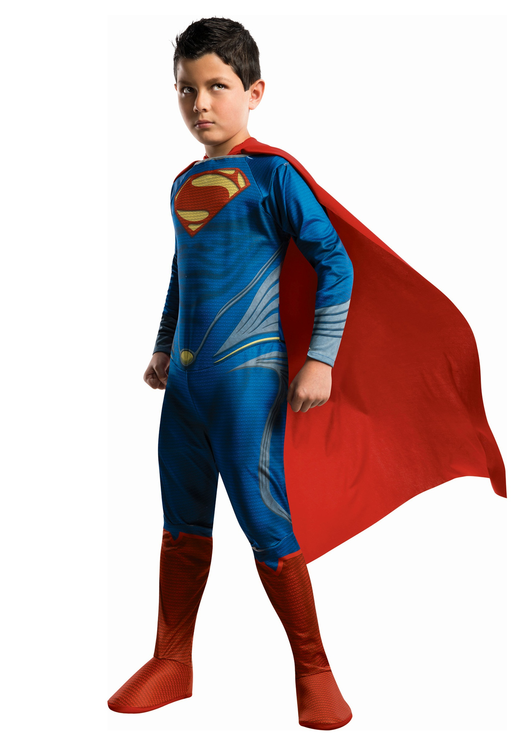 Superman Man of Steel Child Costume  sc 1 st  Halloween Costumes & Superman Man of Steel Child Costume - Halloween Costumes